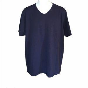 TOMMY BAHAMA Mens V Neck T-Shirt - sz LG
